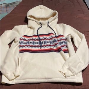 Women's Hoodie By Abercrombie & Fitch. EUC!